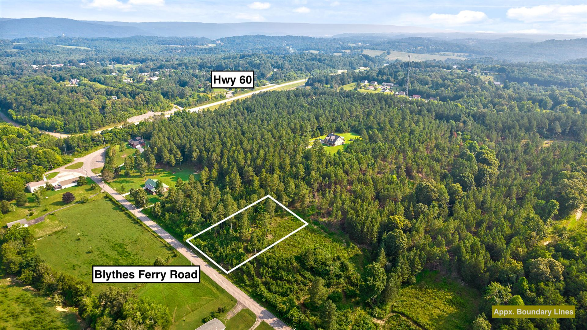 Photo for 1 Blythes Ferry Rd #Lot 12, Dayton, TN 37321 (MLS # 1340350)