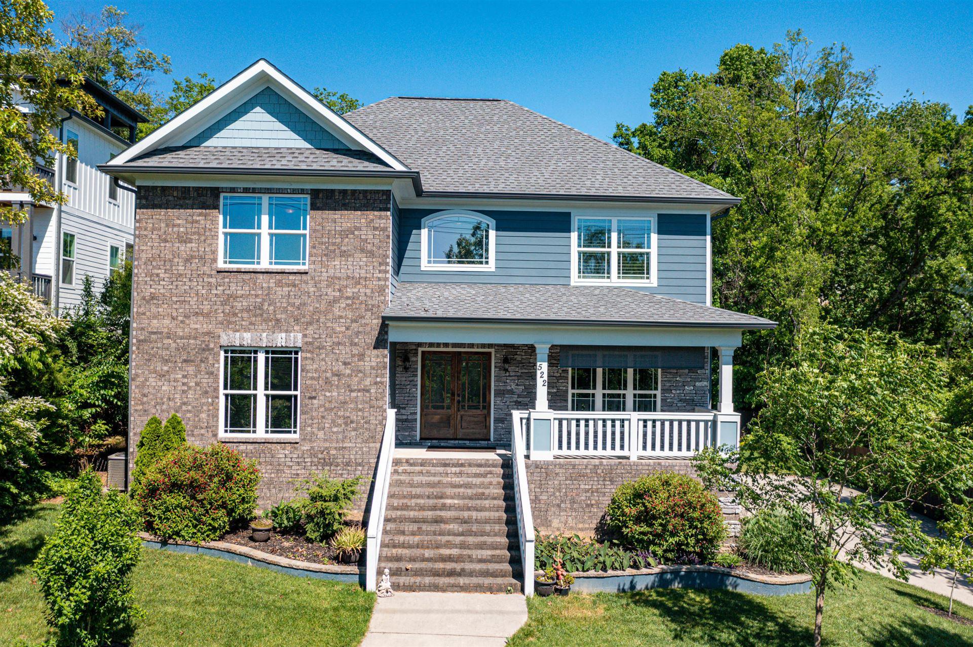 522 Hamilton Ave, Chattanooga, TN 37405 - MLS#: 1335625