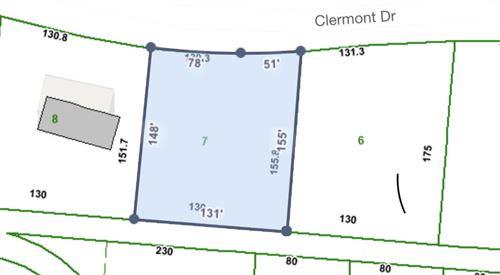 Photo of 0 Clermont Dr, Hixson, TN 37343 (MLS # 1337704)