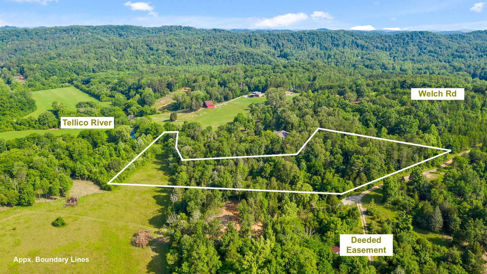 Photo for 0 Welch Rd, Tellico Plains, TN 37385 (MLS # 1337864)