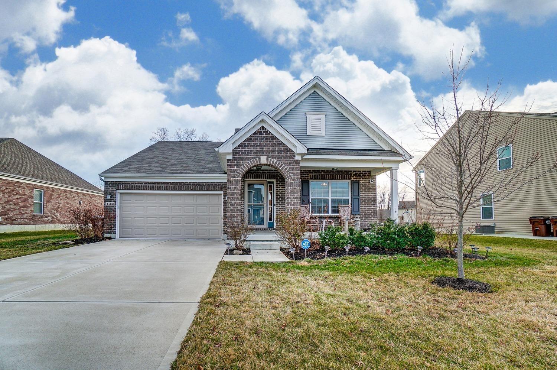 4183 Bluestem Drive, Turtle Creek Township, OH 45036 - #: 1688053