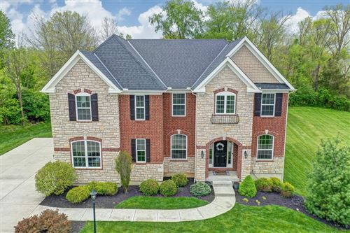 Photo of 100 Colonial Drive, Loveland, OH 45140 (MLS # 1661071)