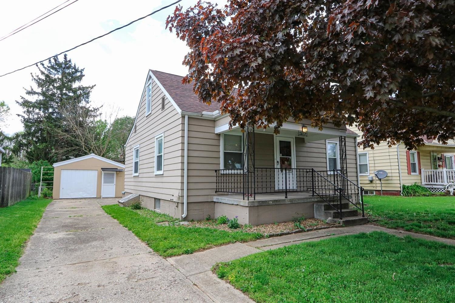 1412 Wilmore Drive, Middletown, OH 45042 - #: 1660082