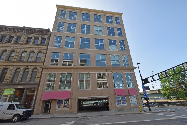 353 W Fourth Street #606, Cincinnati, OH 45202 - #: 1676175