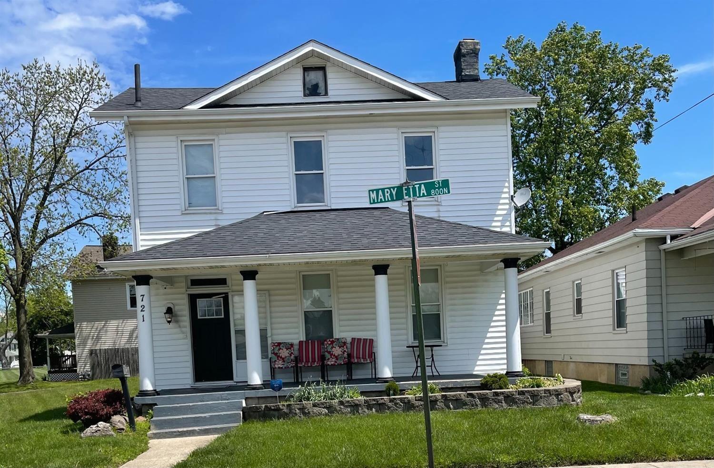 721 Mary Etta Street, Middletown, OH 45042 - #: 1699280