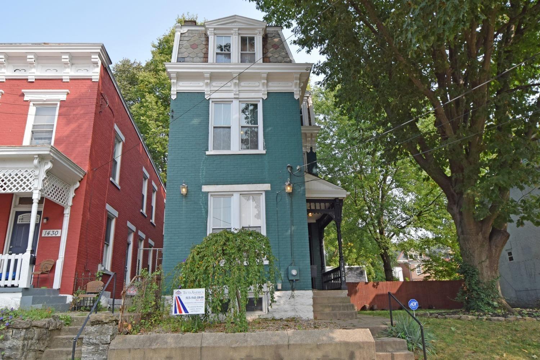 1428 ApJones Street, Cincinnati, OH 45223 - #: 1676322