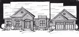 Photo of 8019-Lot 154 Bennington Drive, West Chester, OH 45069 (MLS # 1603347)