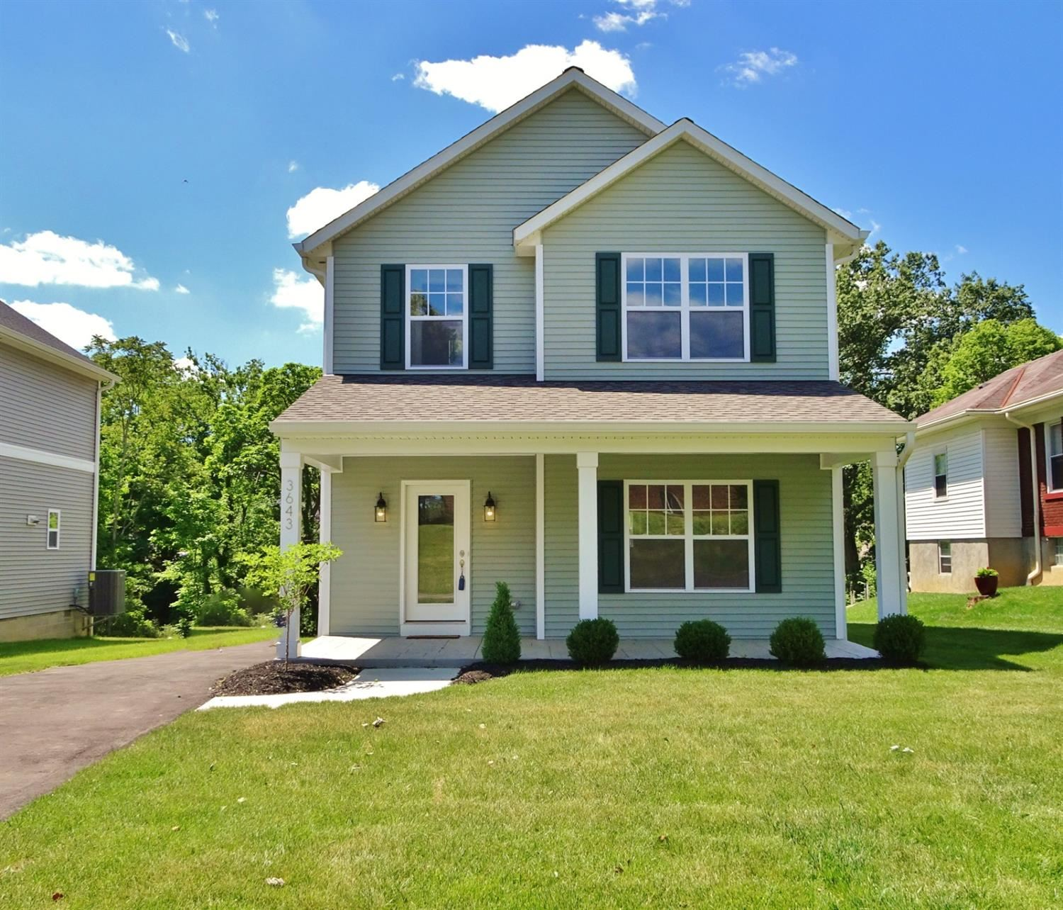 3643 Woodford Road, Cincinnati, OH 45213 - #: 1657767