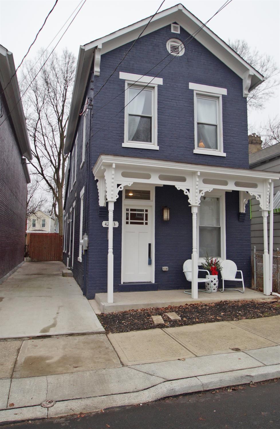 4223 Mad Anthony Street, Cincinnati, OH 45223 - #: 1686854