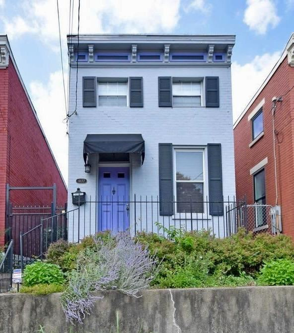 4177 Mad Anthony Street, Cincinnati, OH 45223 - #: 1672910