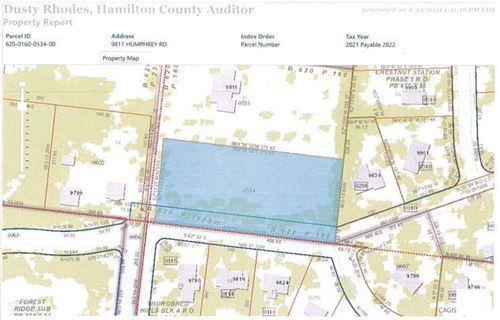 Photo of 9811 Humphrey Road, Symmes Township, OH 45242 (MLS # 1719967)