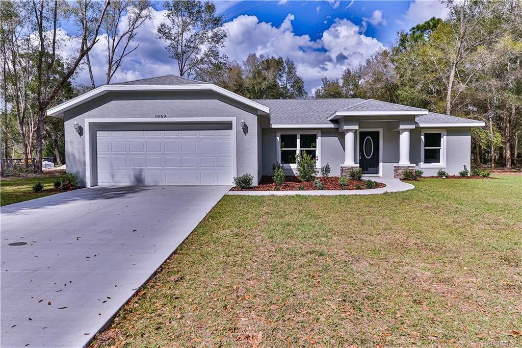 929 W Bancroft Drive, Citrus Springs, FL 34434 - #: 792023