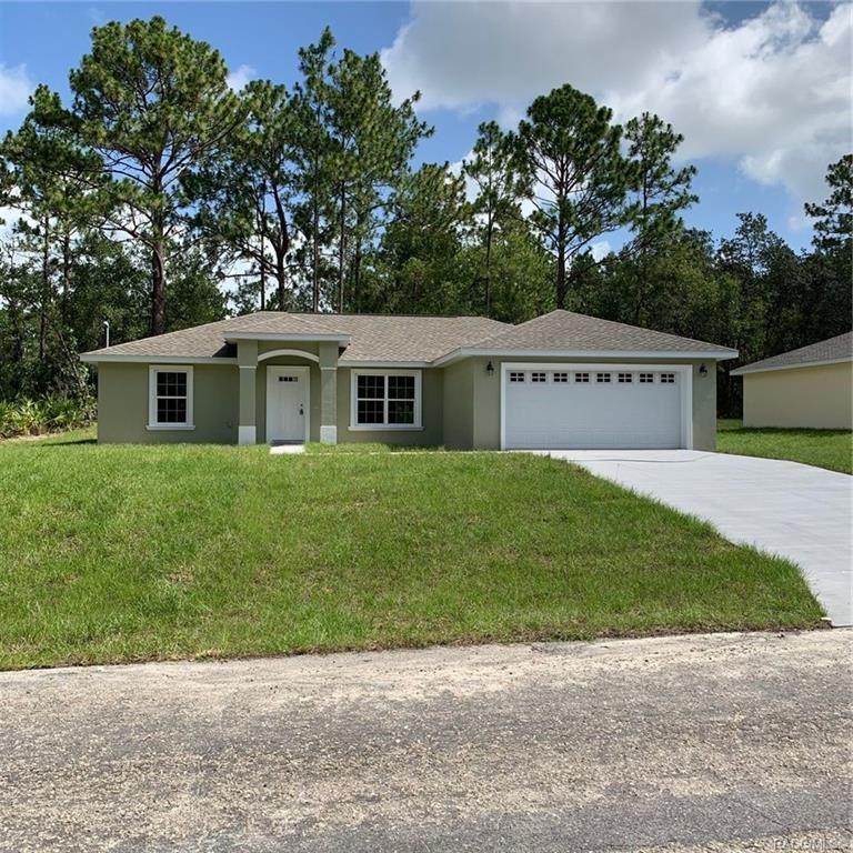 1633 W Lamplighter Street, Citrus Springs, FL 34434 - #: 793269