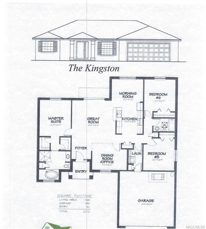 1485 W Gainsboro Lane, Citrus Springs, FL 34434 - #: 792452