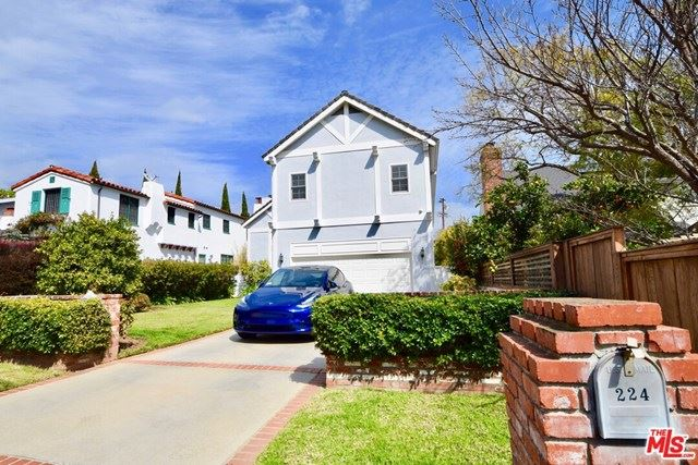 224 S Anita Avenue, Los Angeles, CA 90049 - MLS#: 21705020