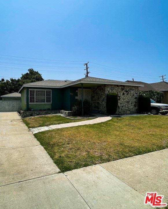 1812 E 123Rd Street, Los Angeles, CA 90059 - MLS#: 21762088