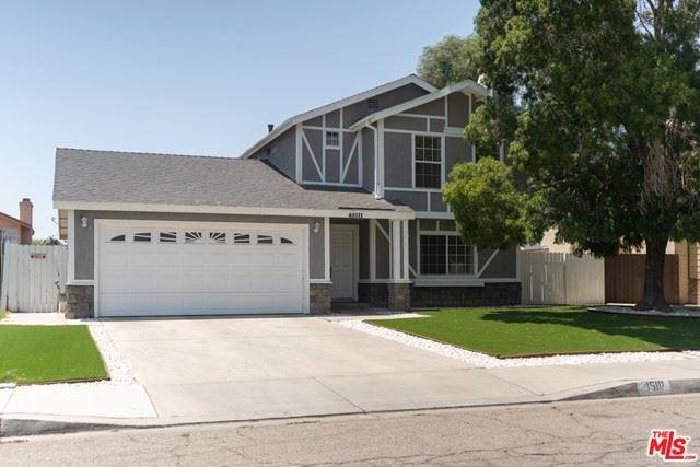 45111 Colleen Drive, Lancaster, CA 93535 - MLS#: 21761198