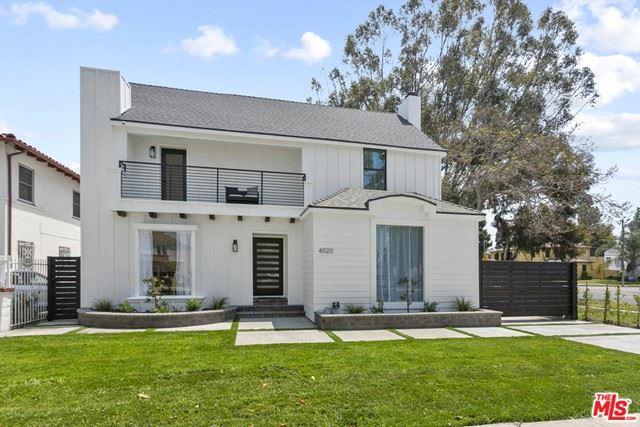 4020 Hepburn Avenue, Los Angeles, CA 90008 - MLS#: 21703230