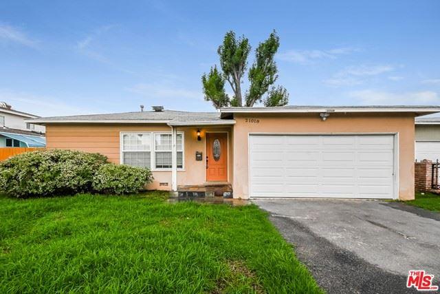 21018 Lull Street, Canoga Park, CA 91304 - MLS#: 21763392