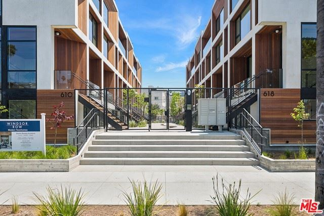 618 S Van Ness Avenue #2, Los Angeles, CA 90005 - MLS#: 21744454