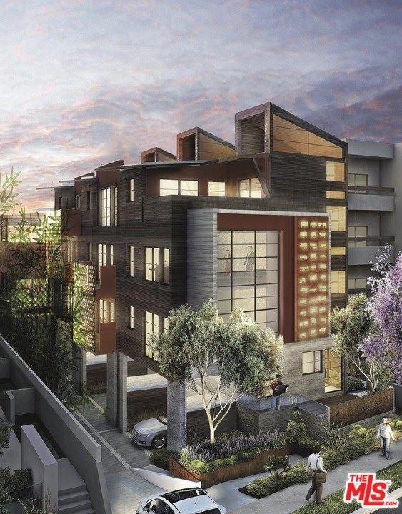 1033 N Vista Street, West Hollywood, CA 90046 - MLS#: 21686468