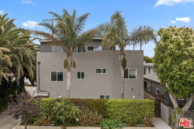 550 Vernon Avenue #A, Venice, CA 90291 - MLS#: 21762556