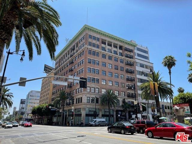 1645 N Vine Street #609, Los Angeles, CA 90028 - MLS#: 21770588