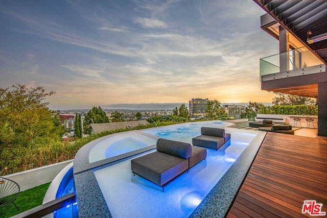 1250 Hilldale Avenue, Los Angeles, CA 90069 - MLS#: 21759692