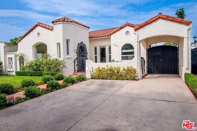 535 N Formosa Avenue, Los Angeles, CA 90036 - MLS#: 21779758