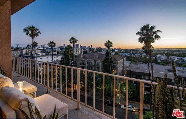 100 S Doheny Drive #702, Los Angeles, CA 90048 - MLS#: 21764784
