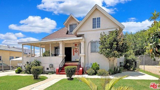 2443 Sichel Street, Los Angeles, CA 90031 - MLS#: 21765832