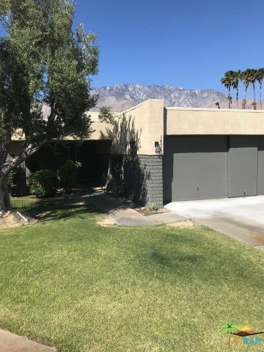 1497 N Sunflower Circle, Palm Springs, CA 92262 - MLS#: 21733896