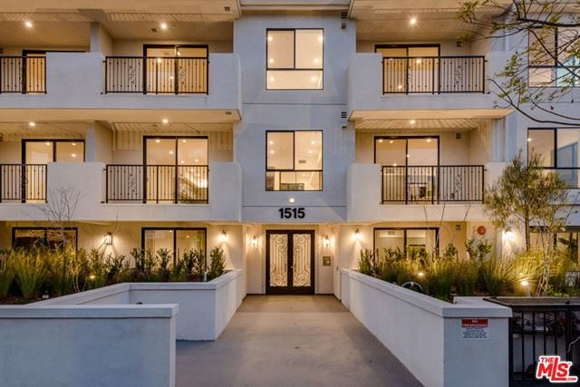 1515 S HOLT Avenue #204, Los Angeles, CA 90035 - MLS#: 21775928