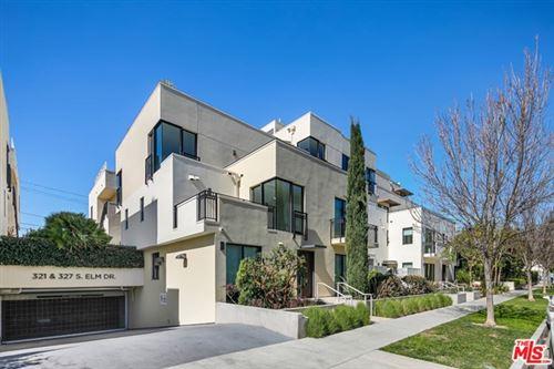 Photo of 321 Elm Drive #102, Los Angeles, CA 90210 (MLS # 21750966)