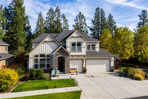 Photo of 61350 Huckleberry Place, Bend, OR 97702 (MLS # 220111046)