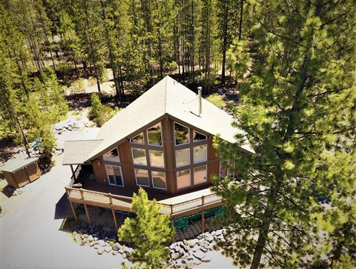 Photo of 141633 Emerald Meadows Way, Crescent Lake, OR 97733 (MLS # 220104080)