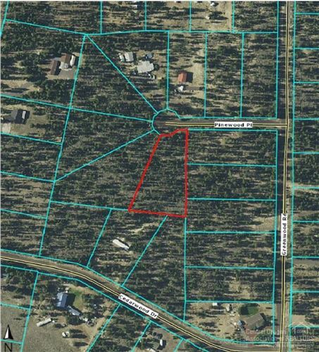 Photo of 10500 Pinewood Place #LOT, La Pine, OR 97739 (MLS # 201910123)