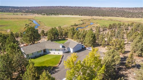 Photo of 3883 SE Riverview Road, Prineville, OR 97754 (MLS # 220133191)