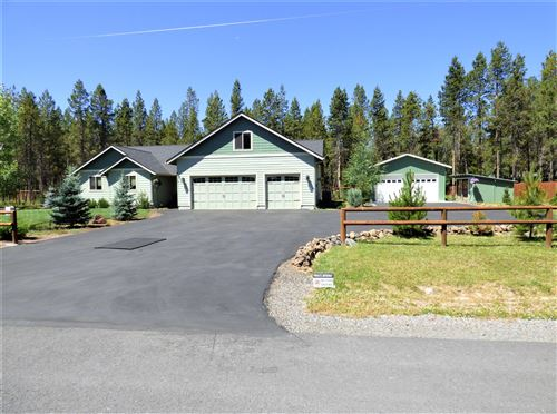 Photo of 56291 Tree Duck Road, Bend, OR 97707 (MLS # 220113238)