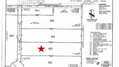 Photo of Lot 6 10th Street, Madras, OR 97741 (MLS # 220106393)