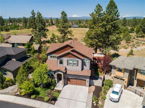 Photo of 60966 Woods Valley Place, Bend, OR 97702 (MLS # 220104411)