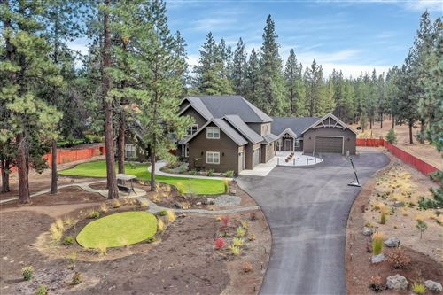 Photo of 19575 Buck Canyon Road, Bend, OR 97702 (MLS # 220109442)
