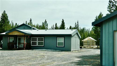 Photo of 123551 Surveyor Road, Crescent Lake, OR 97733 (MLS # 220120537)