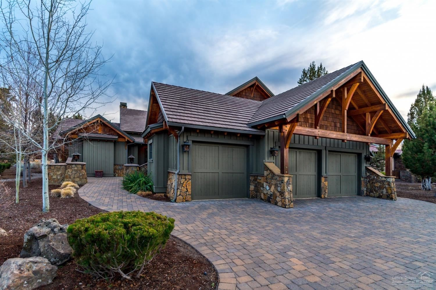 Photo for 66105 Pronghorn Estates Drive, Bend, OR 97701 (MLS # 201802569)