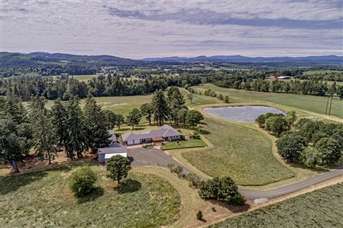 Photo of 18600 Zielinski Road, Sheridan, OR 97378 (MLS # 220120632)