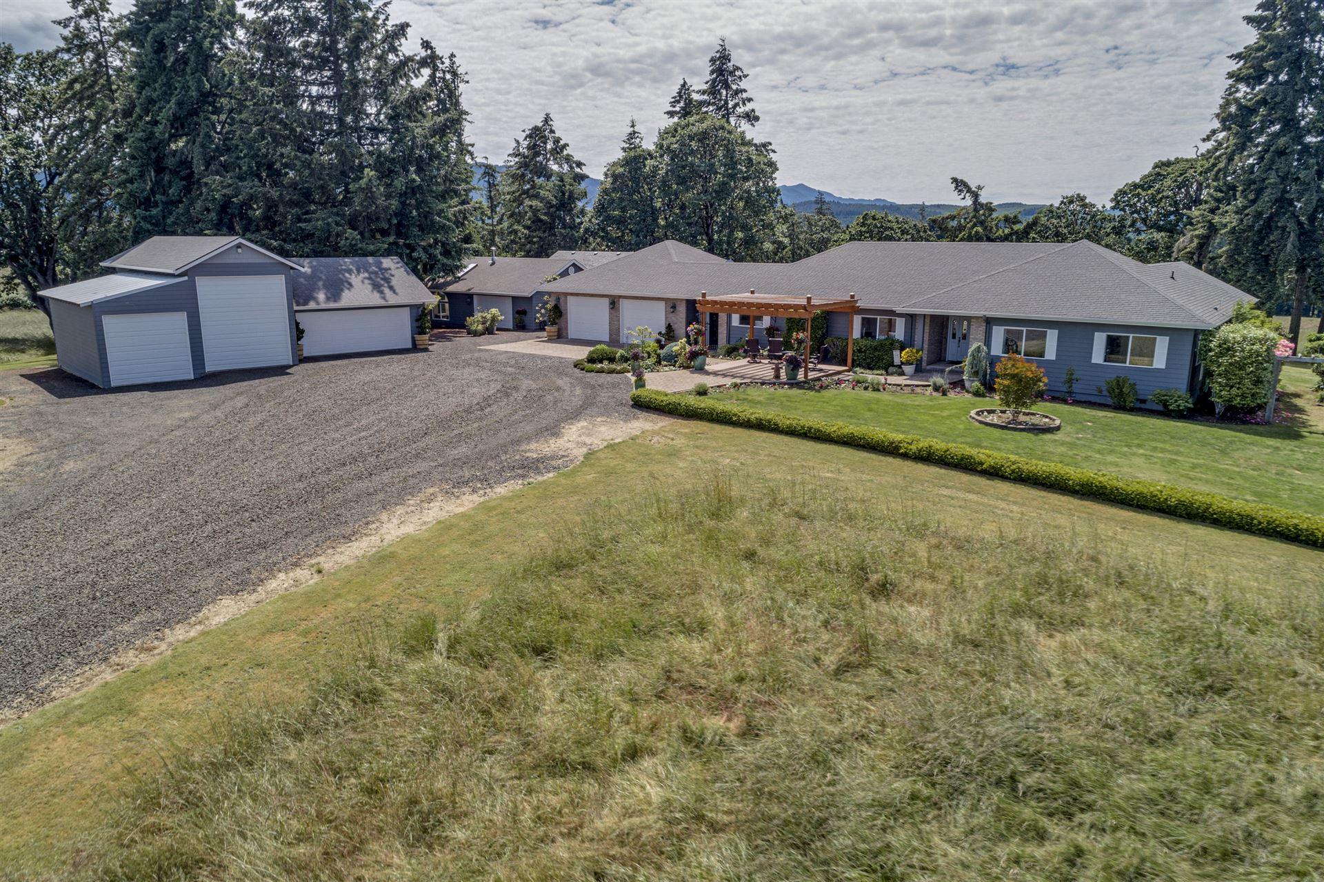 Photo of 18600 Zielinski Road, Sheridan, OR 97378 (MLS # 220120632)