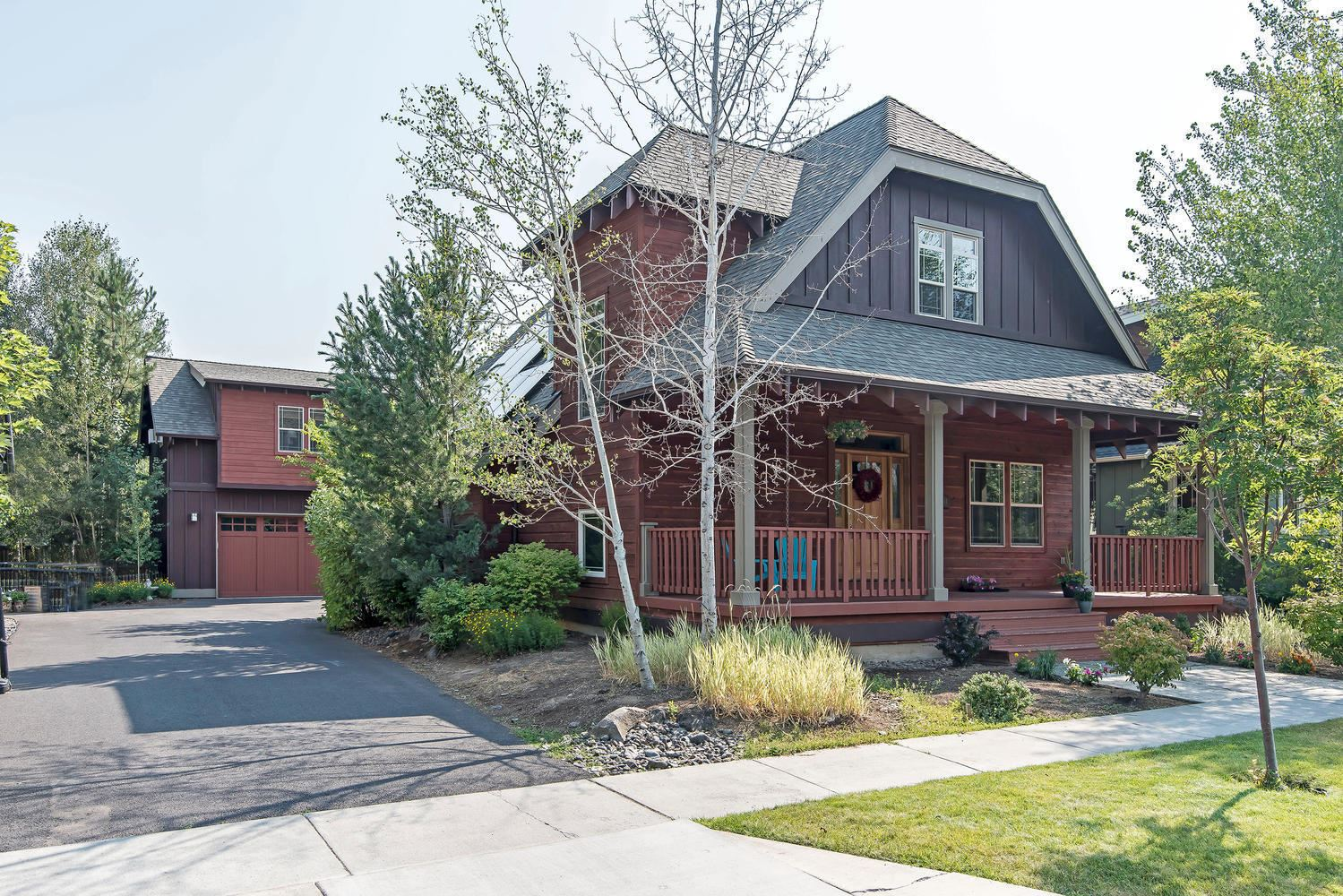 Photo of 2941 NW Wild Meadow Drive, Bend, OR 97703 (MLS # 220101756)