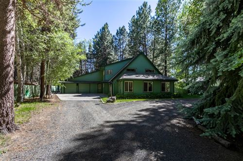 Photo of 17039 Spring River Road, Bend, OR 97707 (MLS # 220103774)