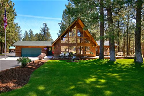 Photo of 69420 Crooked Horseshoe Road, Sisters, OR 97759 (MLS # 220123801)