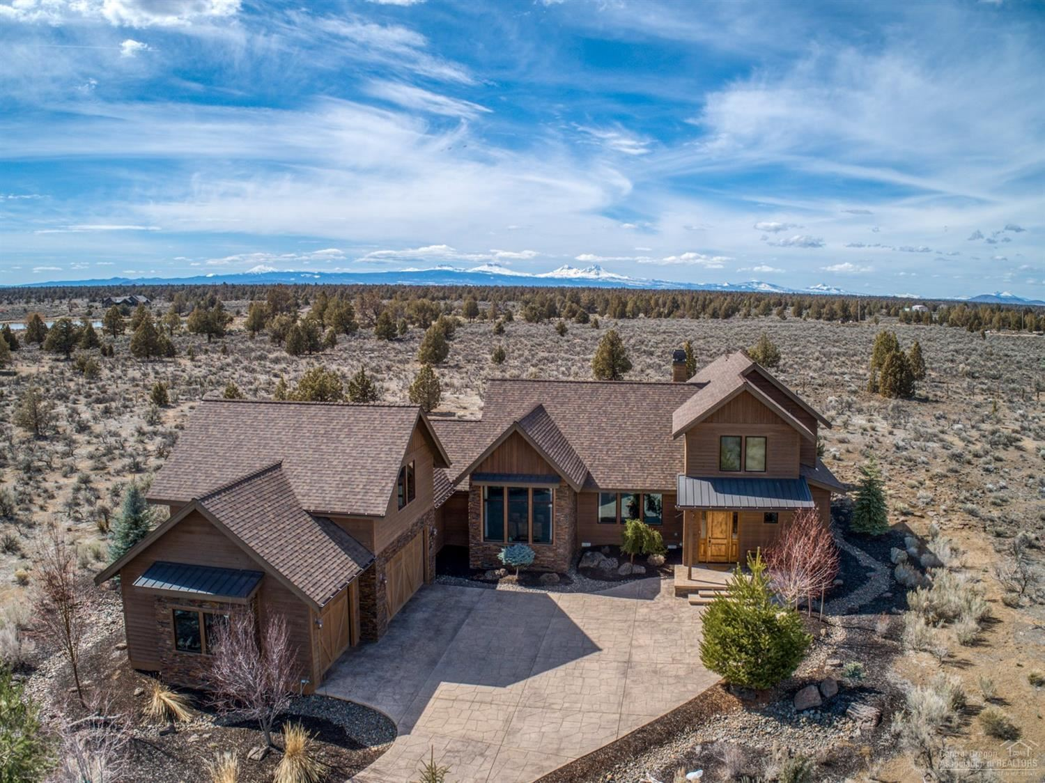 Photo for 17171 SW Chaparral Drive, Powell Butte, OR 97753 (MLS # 201809949)